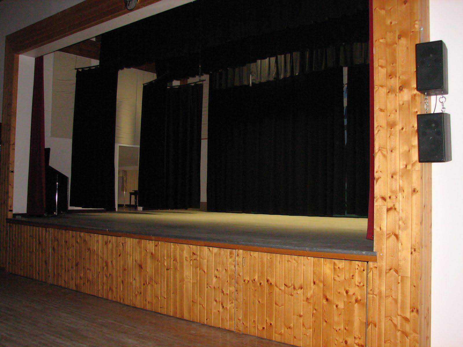 Foyer Area Bar : Quesnel seniors centre home
